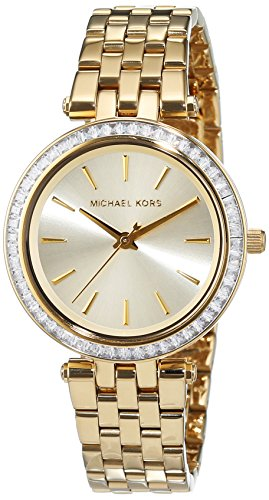Michael Kors Women's Analog Quartz Watch with Stainless Steel Strap MK3365 1