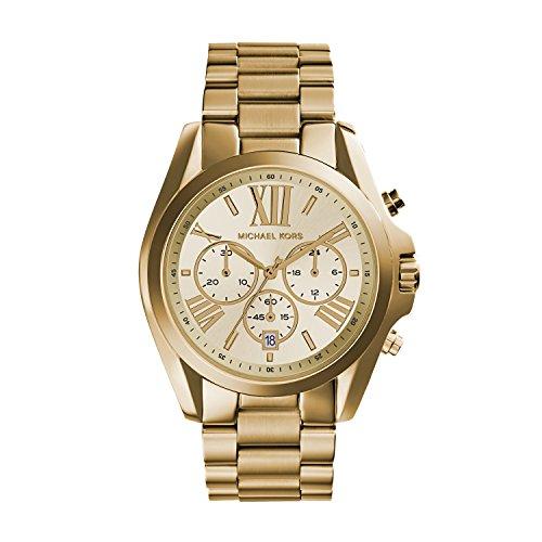 Michael Kors Women's Bradshaw Chronograph Stainless Steel Watch 1
