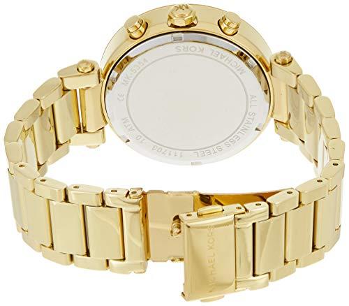 Michael Kors Women's Chronograph Quartz Watch 5