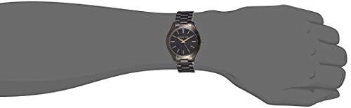 Michael Kors Women's Slim Runway Three-Hand Stainless Steel Quartz Watch 6