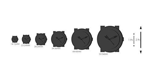 Michael Kors Women's Slim Runway Three-Hand Stainless Steel Quartz Watch 8
