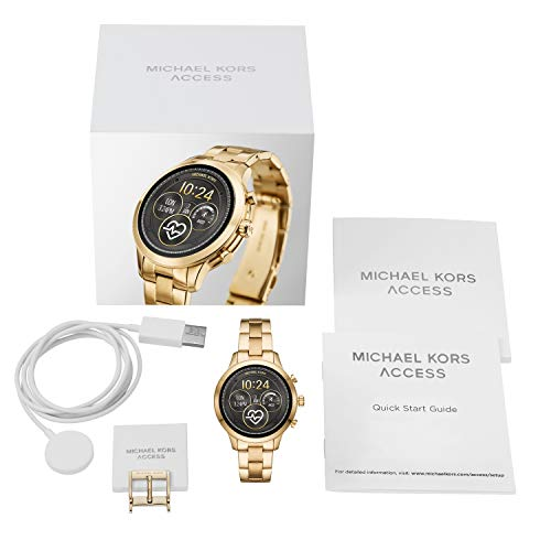 Michael Kors Women's Smartwatch with Wear OS by Google with Heart Rate, GPS, NFC and Smartphone Notifications 3