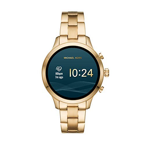 Michael Kors Women's Smartwatch with Wear OS by Google with Heart Rate, GPS, NFC and Smartphone Notifications 4