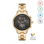 Michael Kors Women's Smartwatch with Wear OS by Google with Heart Rate, GPS, NFC and Smartphone Notifications 22
