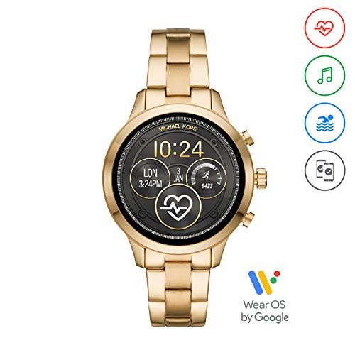 Michael Kors Women's Smartwatch with Wear OS by Google with Heart Rate, GPS, NFC and Smartphone Notifications 5