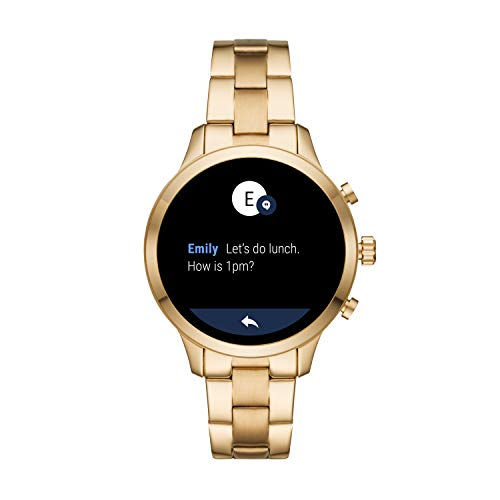 Michael Kors Women's Smartwatch with Wear OS by Google with Heart Rate, GPS, NFC and Smartphone Notifications 9