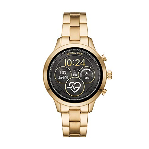 Michael Kors Women's Smartwatch with Wear OS by Google with Heart Rate, GPS, NFC and Smartphone Notifications 1