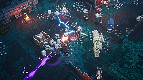 Minecraft Dungeons - Hero Edition (PS4) 8