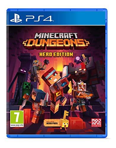 Minecraft Dungeons - Hero Edition (PS4) 1