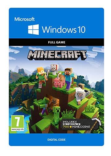 Minecraft Windows 10 Starter Collection   Windows Store - Download Code 1