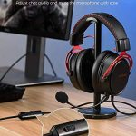 Mpow PS4 Headset Xbox one, Air SE Gaming Headset with mic, Over-Ear Gaming Headphones with 3D Surround Sound, In-Line… 19