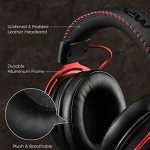 Mpow PS4 Headset Xbox one, Air SE Gaming Headset with mic, Over-Ear Gaming Headphones with 3D Surround Sound, In-Line… 21