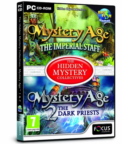 Mystery Age 1 & 2 (The Hidden Mystery Collectives) (PC CD) 2