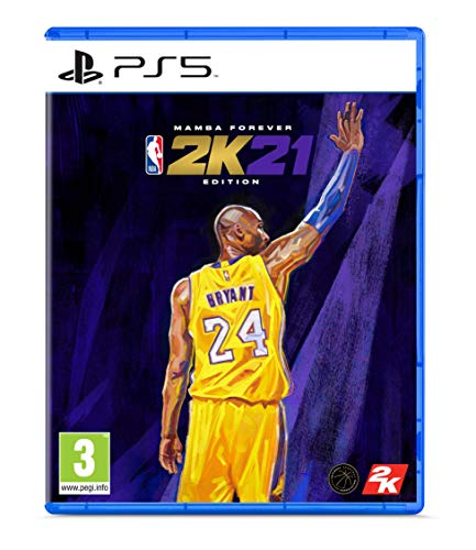 NBA 2K21 MAMBA FOREVER EDITION Limited Edition (PS5) 1