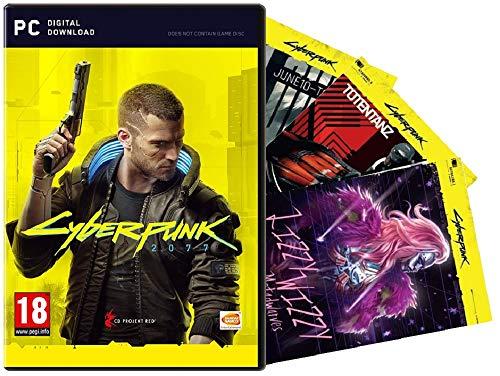 Cyberpunk 2077 (PC DVD) 1