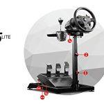 Next Level Racing Lite Wheel Stand (NLR-S007), Black 29