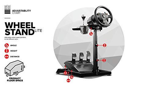 Next Level Racing Lite Wheel Stand (NLR-S007), Black 10
