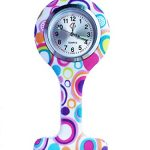 Nurse Watch, PPpanda Doctor Watch Medical Watch Lapel Pin Watch 15