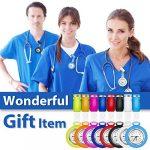 Nurses Watch,Nursing Watch,Nurse Watches for Women, Watch with Second Hand Clip on Watch Nursing Watches for Nurses 22