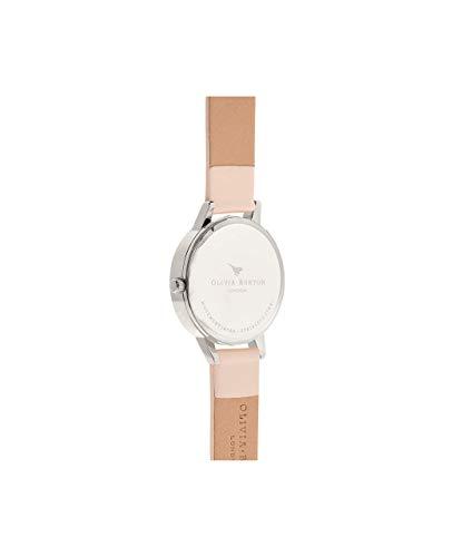 Olivia Burton Women's Analogue Japanese Quartz Watch with Leather Strap OB16EG75 3