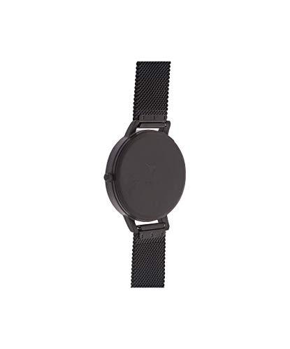 Olivia Burton Women's Analogue Japanese Quartz Watch with Stainless Steel Strap OB15BD83 4