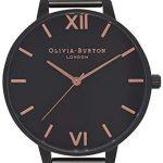 Olivia Burton Women's Analogue Japanese Quartz Watch with Stainless Steel Strap OB15BD83 9
