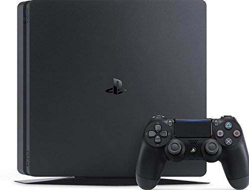 PS4 500GB F Chassis Black 4