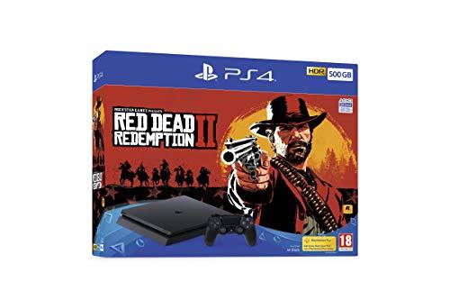 PS4 500GB Red Dead Redemption 2 Bundle 2