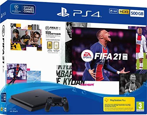 EA Sports Fifa 21 500GB PS4 Bundle (PS4) 1