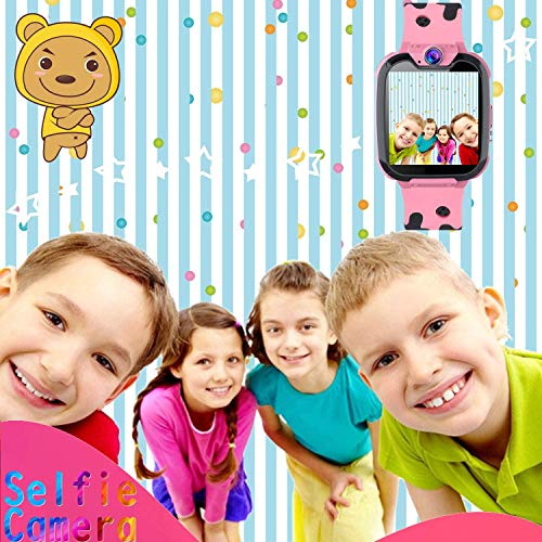 PTHTECHUS Kids Smart Watch for Boys Girls Phone Game Smart Watch for Kids [1GB Micro SD Included] Children Music Player… 7