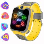 PTHTECHUS Kids Smart Watch for Boys Girls Phone Game Smart Watch for Kids [1GB Micro SD Included] Children Music Player… 27