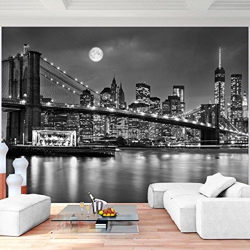 Photo Wallpaper New York 352 x 250 cm Fleece Wallpaper Living Room Bedroom Office Corridor Decoration Murals Modern Wall… 5