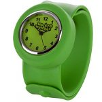 Popwatch Black Colour Slapwatch Fast Fit Kids Childrens Silicone Watch Band Learn to Tell The Time Unisex Instant Fit… 34