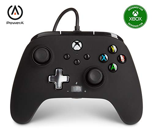 PowerA Enhanced Wired Controller for Xbox Series X|S - Arc Lightning, Gamepad, Wired Video Game Controller, Gaming… 1