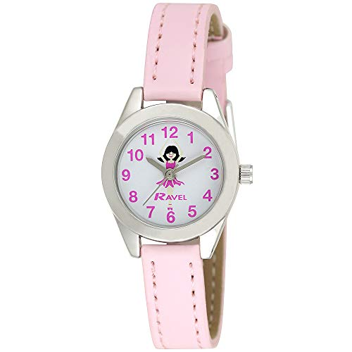 Ravel Children's 'Little Gems' Watch and Silver Plated Jewellery Set 4