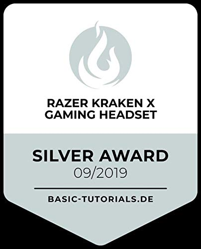 Razer Kraken X Gaming Headset - 7.1 Surround Sound - Ultra-light - Classic Black 5