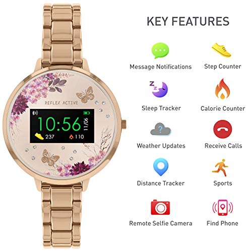 Reflex Active Smart Watch RA03-4010 3