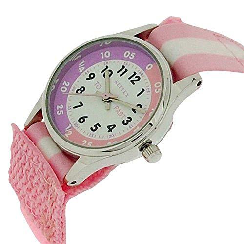 Reflex Girls Analogue Classic Quartz Watch with Textile Strap REFK0005 3
