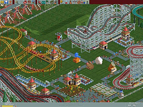 RollerCoaster Tycoon 9 Mega Pack (PC DVD) 3