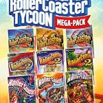 RollerCoaster Tycoon 9 Mega Pack (PC DVD) 9