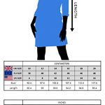 Roman Originals Women Check Shift Dress - Ladies Checkered Tartan Plaid Print Winter Smart Work Office Casual Formal… 19