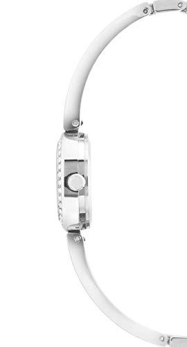 SEKONDA Womens Analogue Classic Quartz Watch with Silver Strap 2528G.68 3