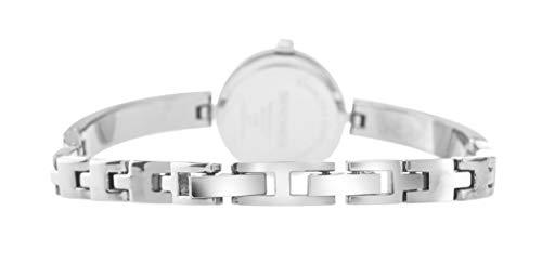 SEKONDA Womens Analogue Classic Quartz Watch with Silver Strap 2528G.68 5