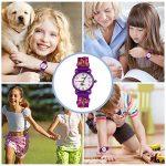SUPZOE for Kids 3D Lovely Cartoon Waterproof Watch - Best Gifts 23