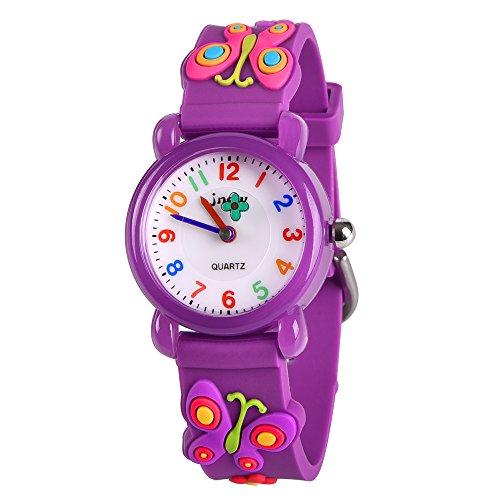 SUPZOE for Kids 3D Lovely Cartoon Waterproof Watch - Best Gifts 1