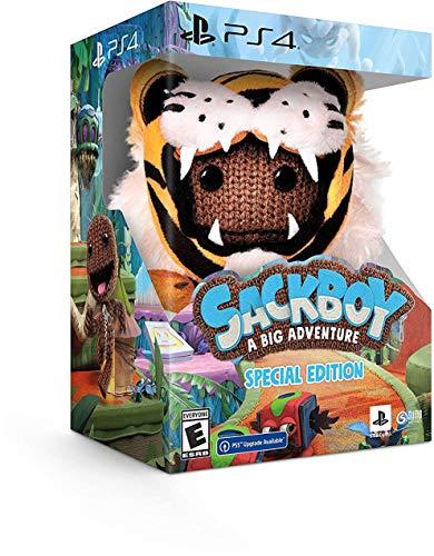 Sackboy: A Big Adventure Special Edition for PlayStation 4 1