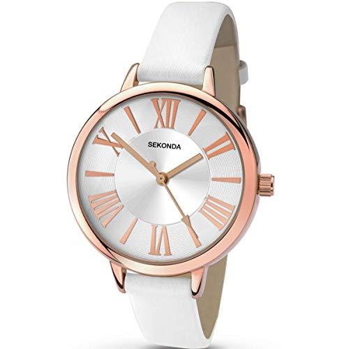 Sekonda Women's Analogue Classic Quartz Watch NK2327 3