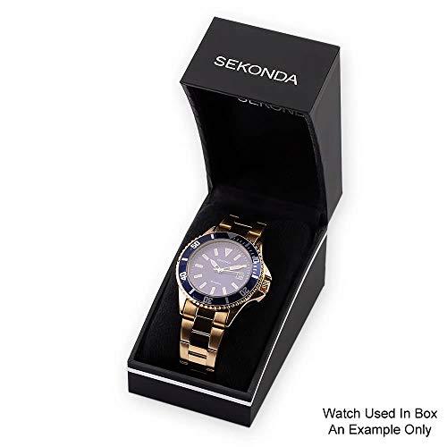 Sekonda Women's Analogue Quartz Watch with PU Strap 3