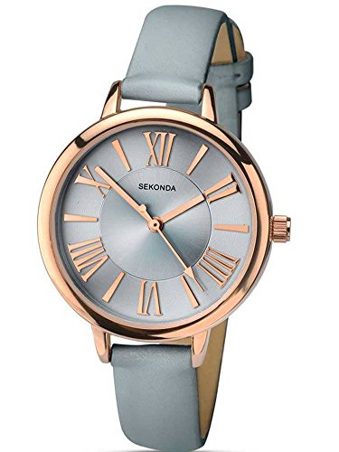 Sekonda Women's Analogue Quartz Watch with PU Strap 1