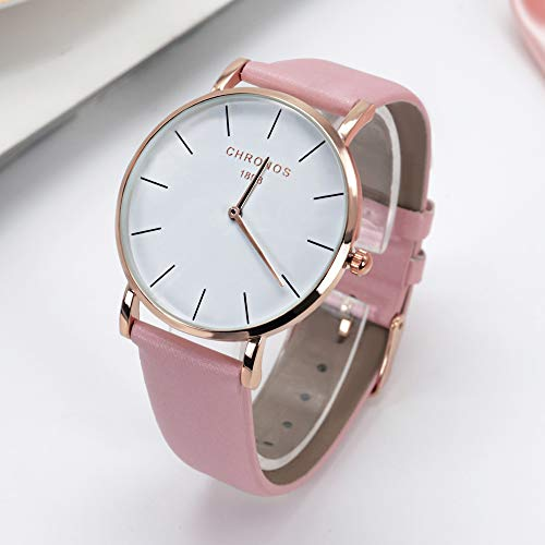 Classic Watches for Women and Men Fashion Quartz Wrist Watches 8